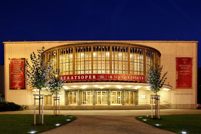 Театр Шиллера в Берлине