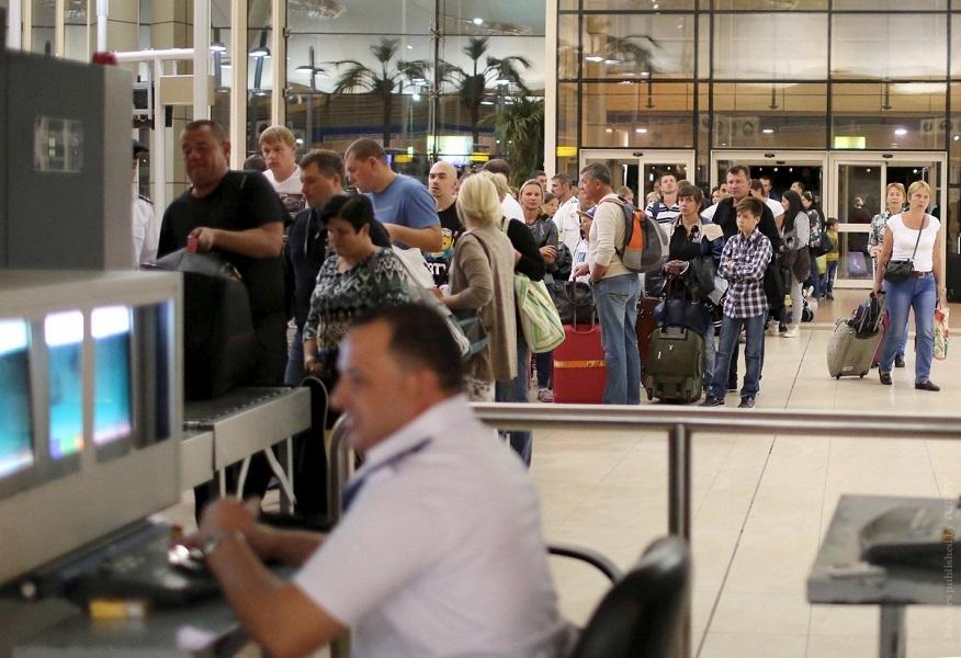В Египте принимают меры по возвращению туристов из России