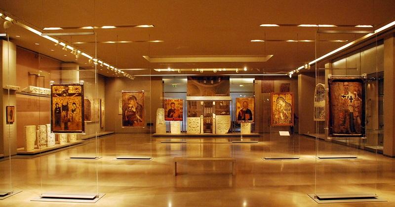 Византийский и христианский музей