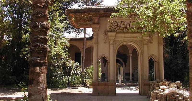 Дворец-музей Маниал