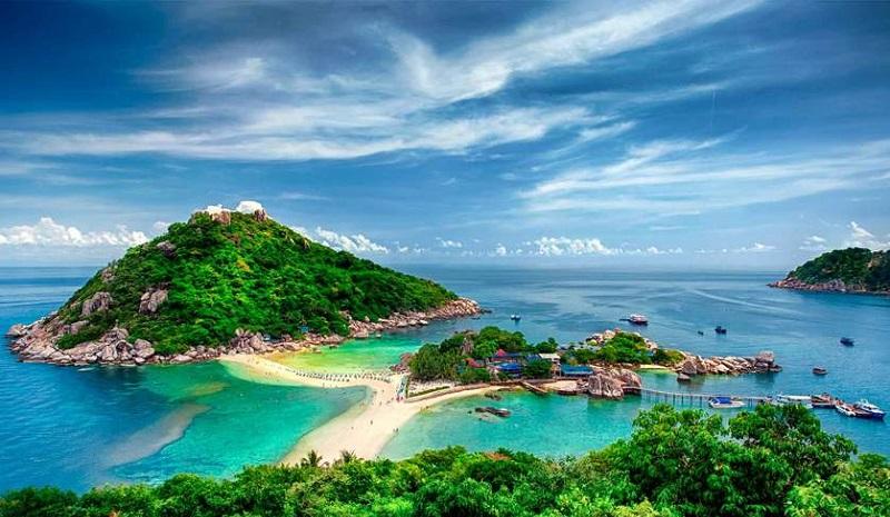 Туры в Таиланд – лазурное море с белоснежными пляжами