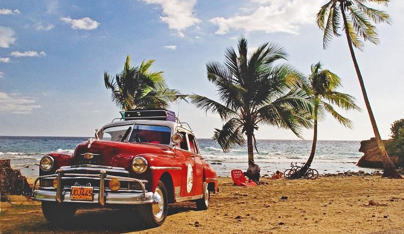 Карибские острова… Райский отдых!