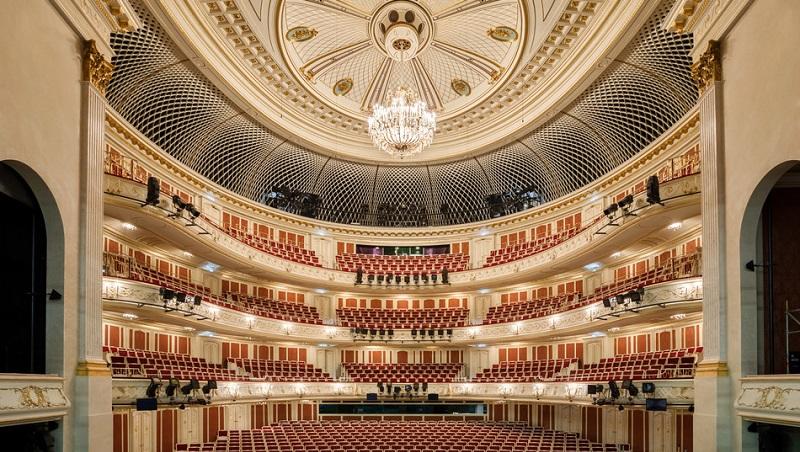 Государственная опера Унетр-ден-Линден