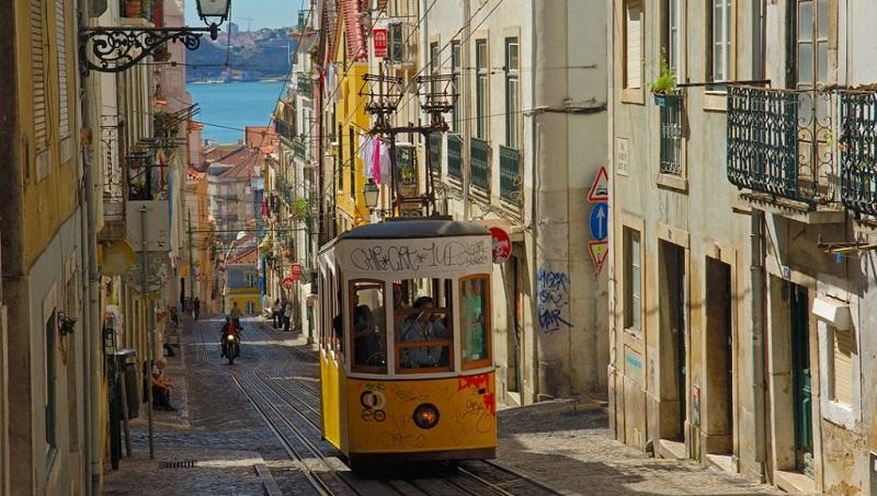 Лиссабон — город для свадебного путешествия!