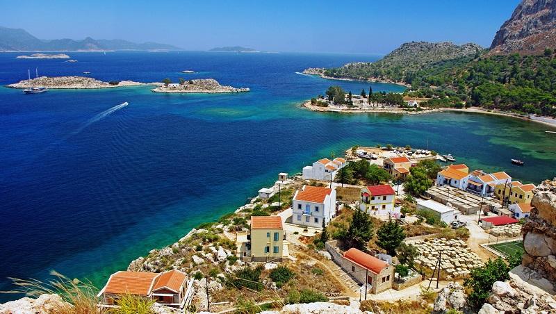 Кастелоризо, Греция
