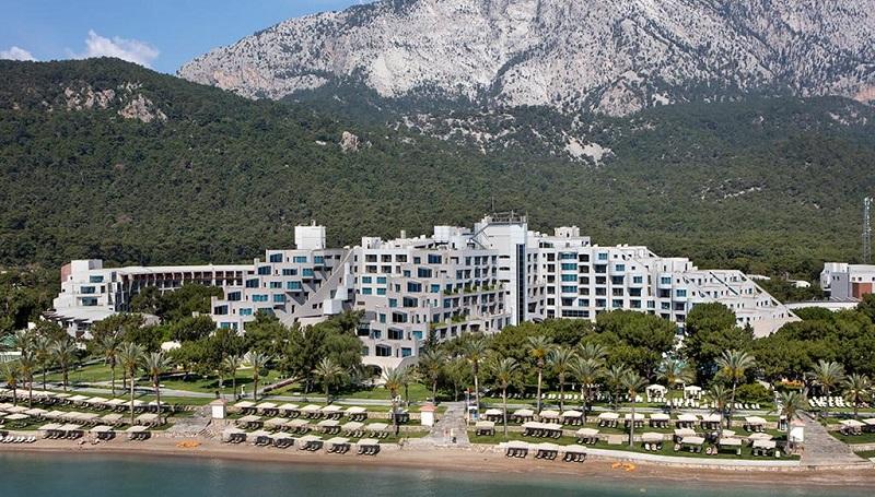 Отель Rixos Sungate в Турции, Кемер