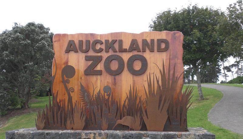 Оклендский зоопарк, Окленд, Новая Зеландия