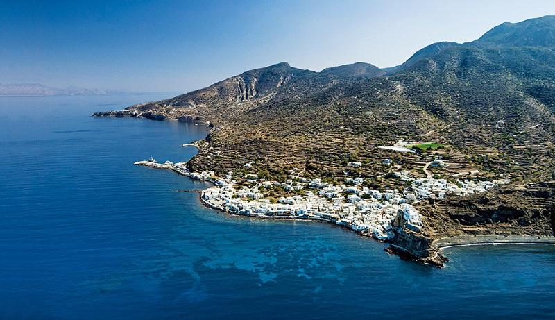 Остров Нисирос, Греция