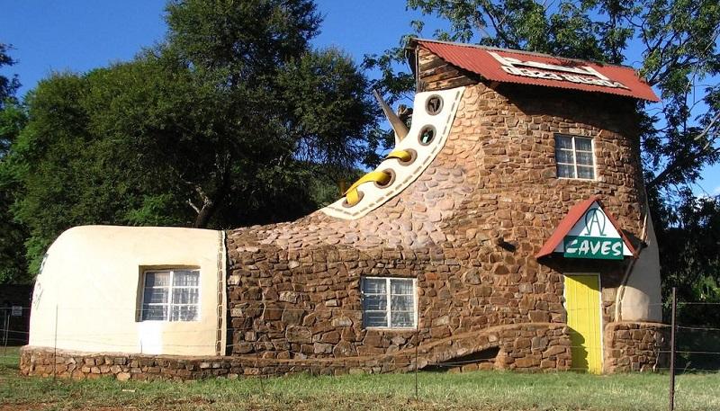 The Shoe Guest House в Южной Африке