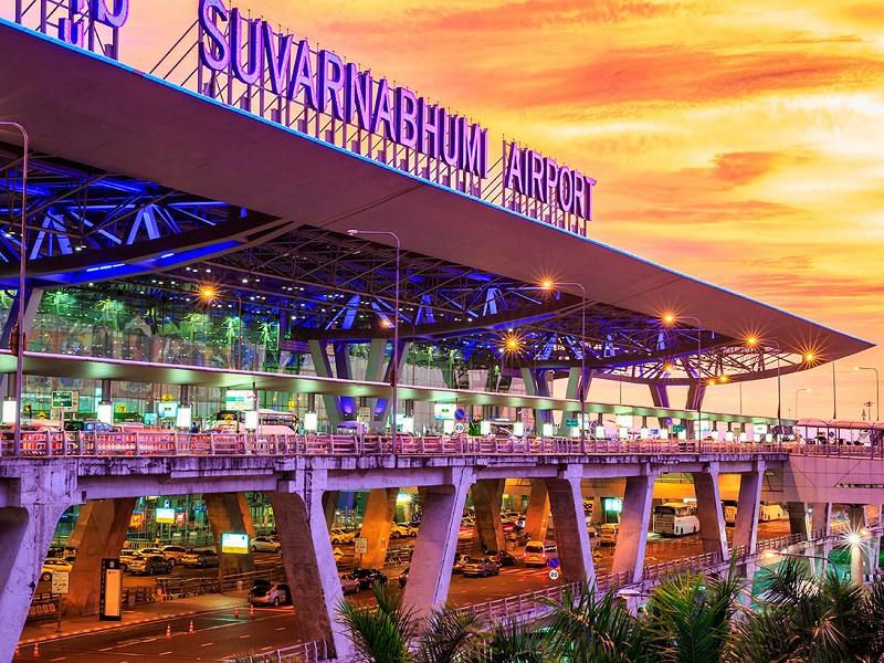 6,6 млрд. долларов Таиланд потратит на увеличение пропускной способности аэропортов