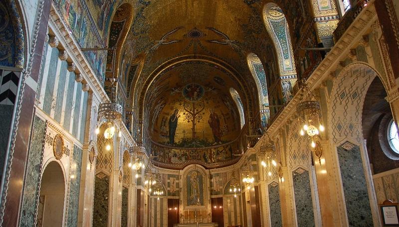 Вестминстерский Кафедральный собор, Великобритания
