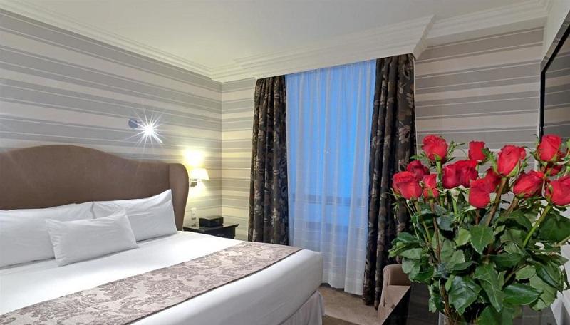 Отель Dann Carlton Quito, 5 звёзд, Кито, Эквадор