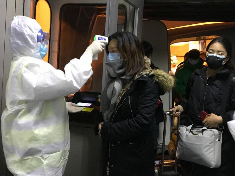 Приняты особые меры к заражённым коронавирусом в аэропортах