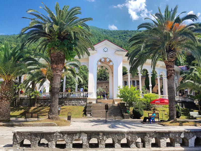 Абхазия упростит въезд путешественникам из России