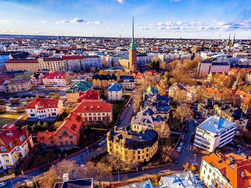 Финляндия открывает границы