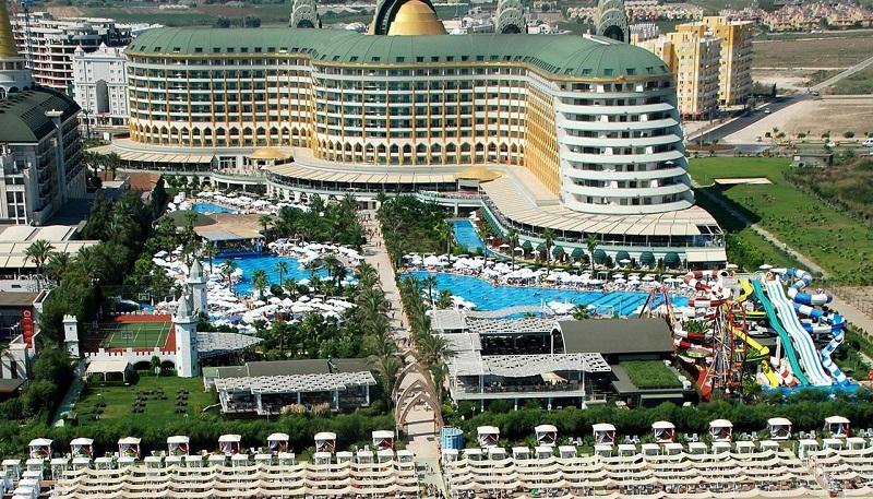 Топ-10 отелей в Алании, Турция