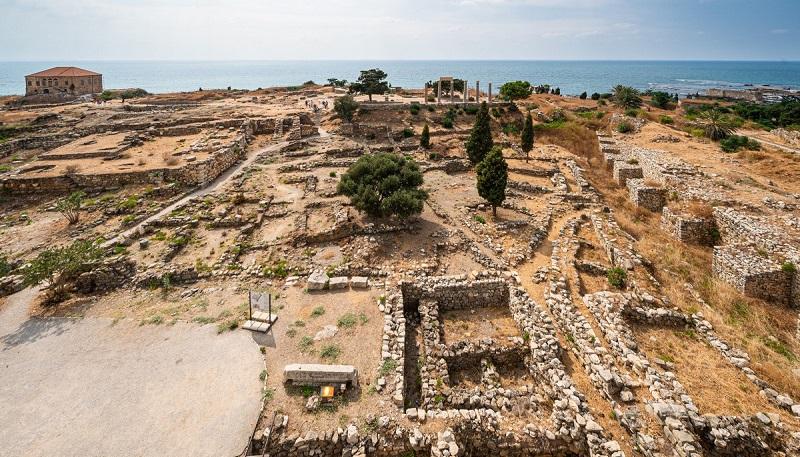 Библ – останки древнего города в Ливане