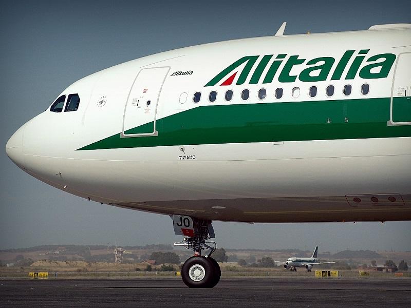 Авиакомпания Alitalia прекращает полёты и делает возврат приобретённых билетов