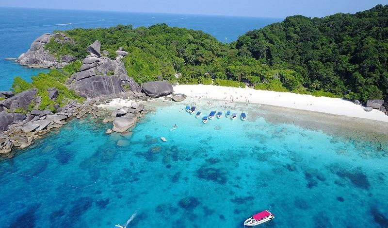 Отдых на островах в Таиланде